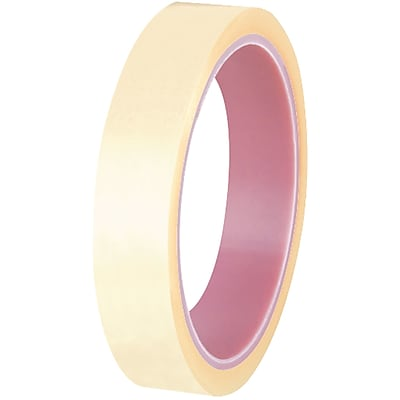 """3M 40 Anti-Static Tape, 2.2 Mil, 3/4"""" x 72 yds., Clear, 12/Case (T96440)"""
