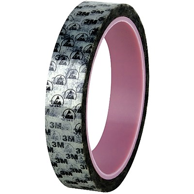 """3M 40PR Anti-Static Printed Tape, 2.2 Mil, 3/4"""" x 72 yds., Printed, 12/Case (T96440PR)"""