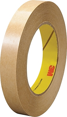 """3M 465 Adhesive Transfer Tape- Hand Rolls, 3/4"""" x 60 yds., 6/Pack"""