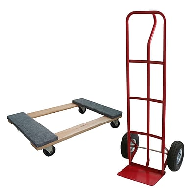 Buffalo Tools 2 Piece Truck Dolly Set