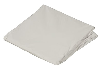 """DMI 36"""" x 80"""" Contour Plastic Protective Mattress Cover For Hospital Beds, White, Dozen"""