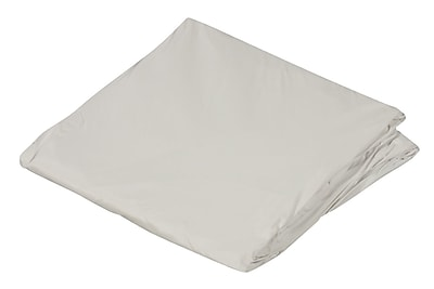 """DMI 36"""" x 80"""" Contour Plastic Protective Mattress Cover For Hospital Beds, White"""