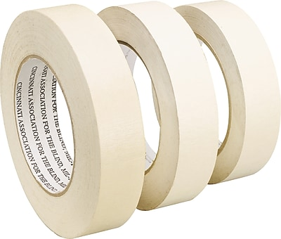 """""""Masking Tape, 1"""""""" x 60'"""""""
