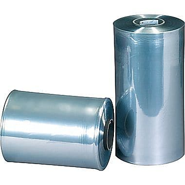 """PVC Shrink Film, 10"""" x 500', 75 gauge"""