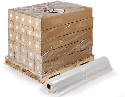 Pallet Size Shrink Bags on Rolls, 50x48x84