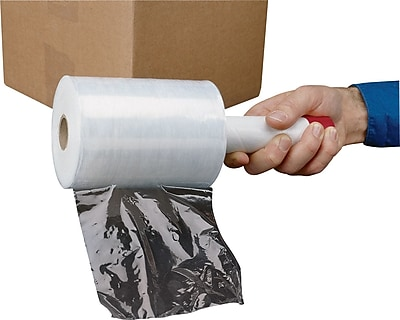 """Polar Plastics Incorporated Polyethylene Banding Wrap 7200"""" X 5"""""""