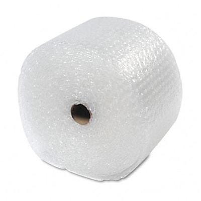 Sealed Air Recycled Bubble Wrap Light Weight 5/16 Air Cushioning, 12 x 100ft (AZRSEL48561)