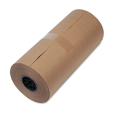 """United Facility Supply High-Volume Wrapping Paper Rolls, 40 lb, 18"""" x 900 ft, 900/Roll (1300015)"""