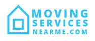 Moving Services Near Me Logo