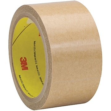 "3M 927 Adhesive Transfer Tape, Hand Rolls, 2.0 Mil, 2"" x 60 yds., Clear, 6/Case (T9679276PK)"