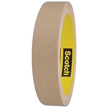 "3M 9482PC Adhesive Transfer Tape, Hand Rolls, 2.0 Mil, 1"" x 60 yds., Clear, 6/Case (T96594826PK)"