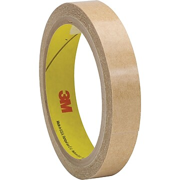 """3M 950 Adhesive Transfer Tape, 1/2"""" x 60 yds., 6/Pack"""
