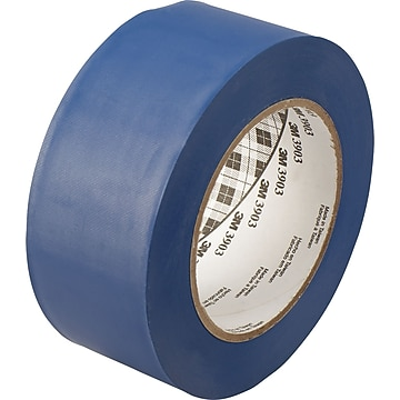 "3M™ 2"" x 50 yds. Vinyl Duct Tape 3903, Blue, 24/Case"