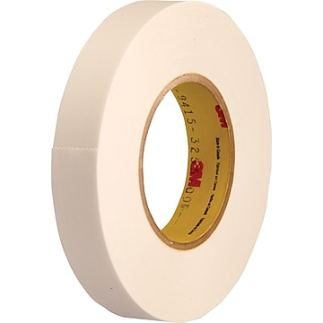 "3M™ 3/4"" x 72 yds. Double Coated Film Tape 9425, Translucent, 2/Pack,Size: med"