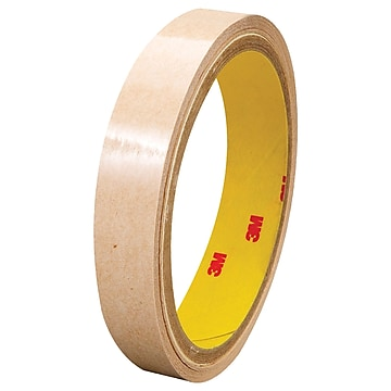 """3M™ 9626 Adhesive Transfer Tape, Hand Rolls, 3/4"""" x 60 yds., Clear, 6/Case (T96496266PK),Size: med"""