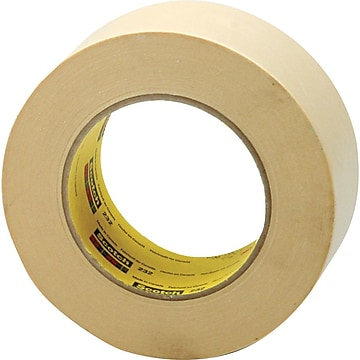 "3M™ High Performance Masking Tape, 1.88"" x 60 yds. (232)"