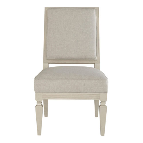 ART Roseline Sophie Fabric Seat Side Chair Set of 2