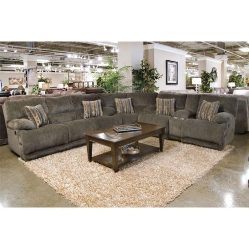 Catnapper Jules Power Reclining Sectional