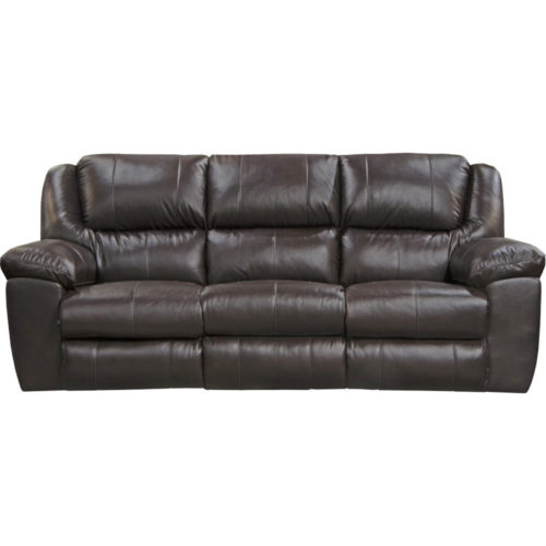Catnapper Transformer II Ultimate Sofa with 3 Recliners and Drop Down Table