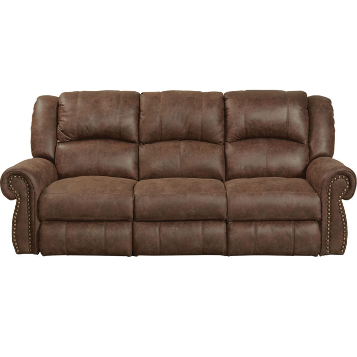 Catnapper Westin Reclining Sofa in Tanner