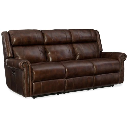 Hooker Esme Power Motion Sofa with Power Headrest