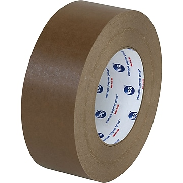 "Intertape #534 Flatback Tape, 1"" x 60 yds., 36/Case"