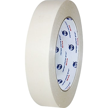 """Intertape #597 Double Sided Film Tape, 1"""" x 36 yds., 2/Pack"""