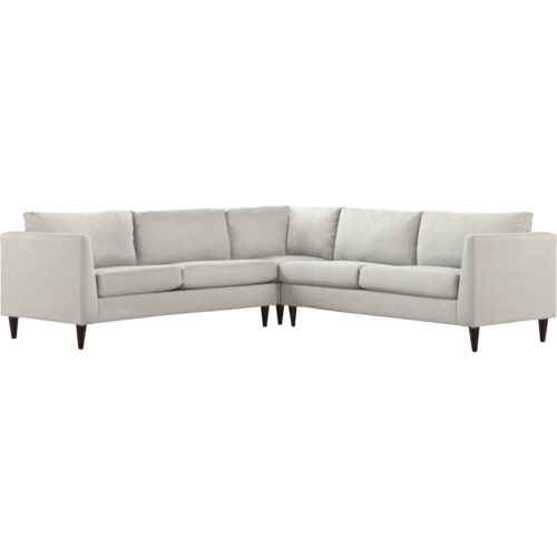 Jackson Benjamin Sectional in Shell