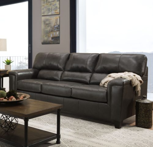 Lane Home Essentials Soft Touch Fog Sofa