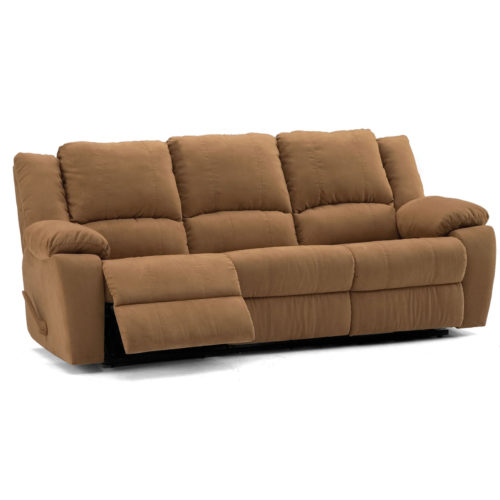 Palliser Fabric Daley Reclining Sofa
