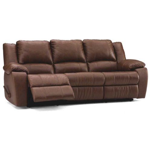 Palliser Leather Delaney Reclining Sofa
