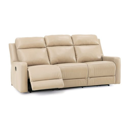 Palliser Leather Forest Hill Reclining Sofa