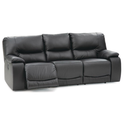Palliser Leather Norwood Reclining Sofa