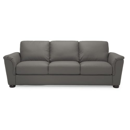 Palliser Lyon Sofa in Dillon Graphite