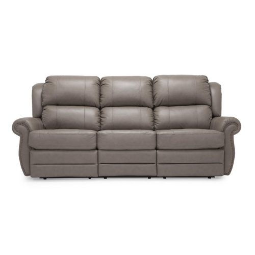 Palliser Michigan Reclining Sofa in Classic Sable