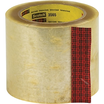 "Scotch Highland #3565 Label Protection Tape, 4""W x 110 Yards, 18 Pack (T9943565)"