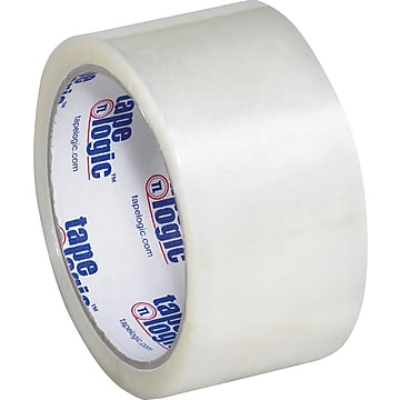 "Tape Logic #600 Economy Tape, 1.6 Mil, 2"" x 55 yds., Clear, 36/Case (T901600)"