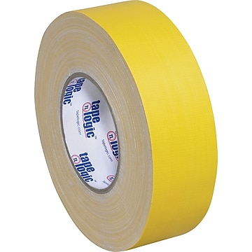 "Tape Logic Gaffers Tape, 11.0 Mil, 2"" x 60 yds., Yellow, 24/Case (T98718Y)"