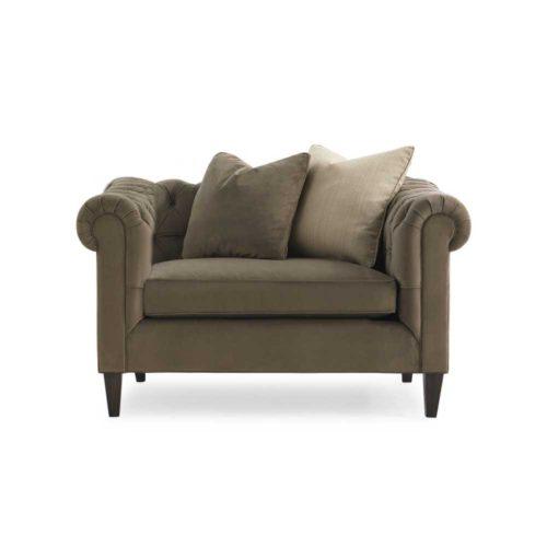Caracole Modern Artisans Bellevue Chair