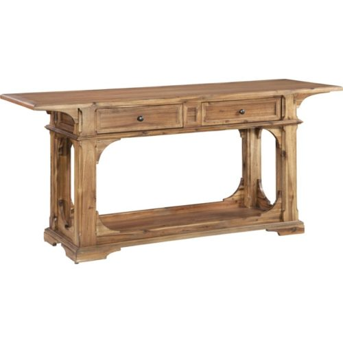 Hekman Wellington Hall Sofa Table