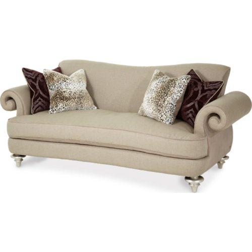 AICO Hollywood Swank Sofa by Michael Amini