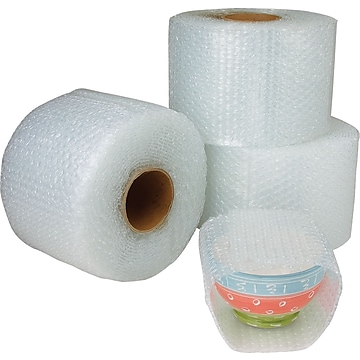 "Cohesive Bubble Rolls, 12"" x 300', 4/Case (BWCO316S12P)"