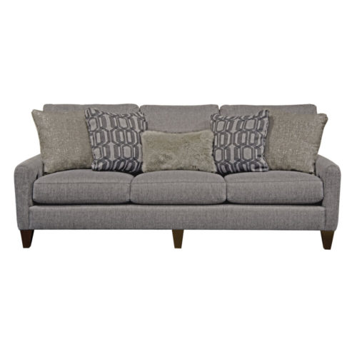 Jackson Ackland Sofa with USB port in Charcoal