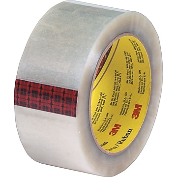 """Scotch #313 Acrylic Packing Tape, 2""""x55 yds., 36/Case"""